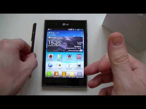 Test du LG Optimus Vu (P895)