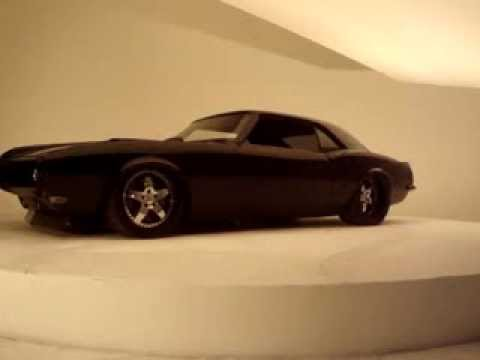Pro Touring Camaro >> Foulplay 1968 Firebird Pro touring at Thunder Studio's Not a Camaro Nova Mustang Chevelle - YouTube