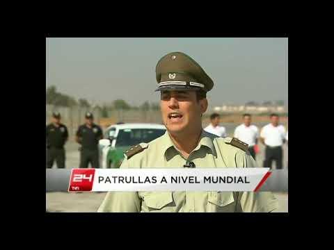 nuevas patrullas de Carabineros