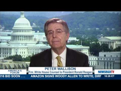 America's Forum | Peter Wallison Former General Counsel of the US Treasury Department