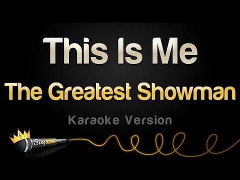 Download  The Greatest Showman - This Is Me Karaoke Version Gratis, download lagu terbaru