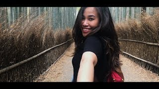 Vlog 007 - Bamboo forest in Japan!