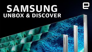 Samsung Unbox & Discover in 9 minutes