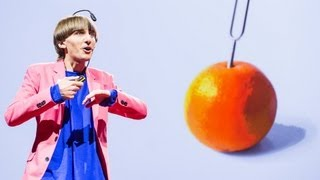 I listen to color - Neil Harbisson
