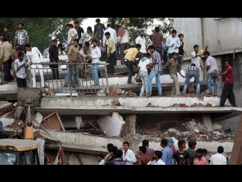 Thane building collapse: 40 dead, over 60 injured
