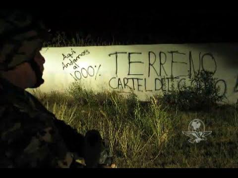 La batalla entre Los Zetas y Cártel del Golfo por Monterrey