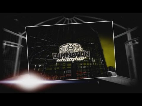 MY CAW UNIVERSE MODE - EP. 25 - ELIMINATION CHAMBER
