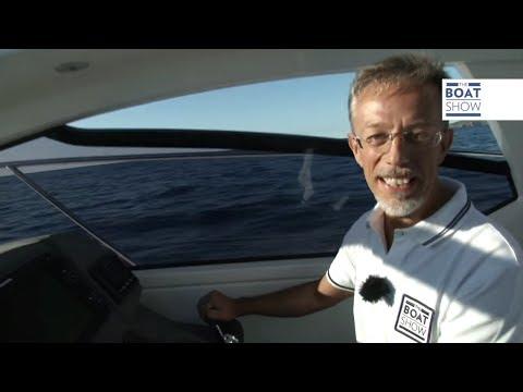 [ENG]  AZIMUT ATLANTIS 34 - Review - The Boat Show