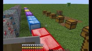 Мод на выращивание руды 1102 30