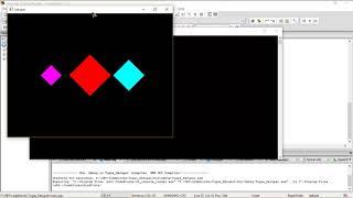 Primitive Objects dan Objek 2 Dimensi (belah ketupat, layang-layang dan lingkaran)