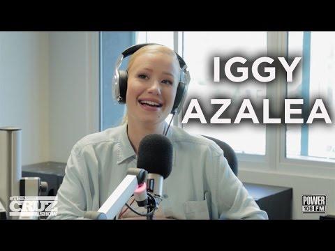 Iggy Azalea Is Recording Her Sophomore Album