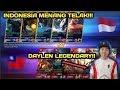 INDONESIA BERMAIN SERIUS!! KURANG DARI 11 MENIT TURET TAIWAN RATA- ARENA KONTES MLBB MP3