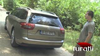 Citroen C5 Tourer 2,0l HDi explicit video 1 of 6