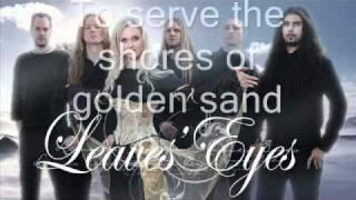 Watch Leaves Eyes Farewell Proud Men video