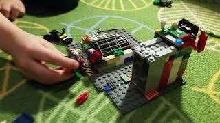 Zloduchovia - 3. cast - Lego City a Lego Batman