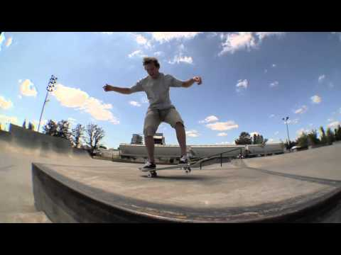 Bob Anderson at Battle Ground skatepark