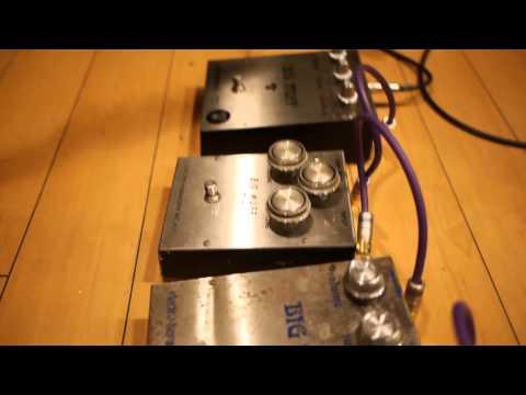 Electro-Harmonix BIG MUFF π Ram's Head x 3+ Triangle Knob x2