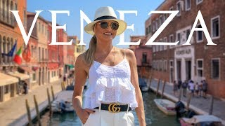 O que fazer em Veneza? Murano - vlog de viagem na Italia