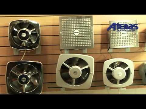 Extractores de cocina atenas ventilacion youtube - Extractor de aire para cocina ...