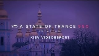 A State of Trance 550: Kiev video report