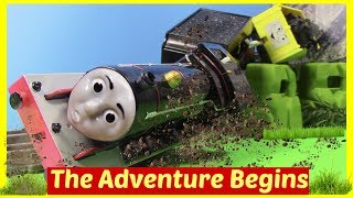 Thomas and Friends Accidents will Happen Toy Trains Thomas the Tank Engine Full Episodes Adventure