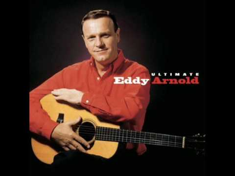 Eddy Arnold - Tears Broke Out On Me