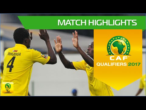 Zimbabwe vs Swaziland   Africa Cup of Nations Qualifiers 2017