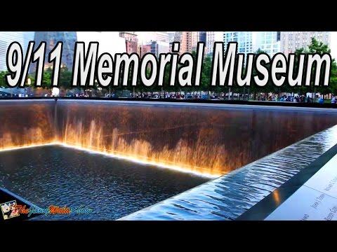9/11 Memorial Museum - Ground Zero