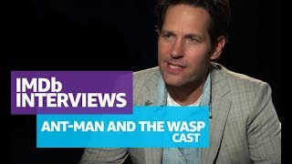 How Paul Rudd And Peyton Reed Upped The Comedy In Ant-Man And The Wasp