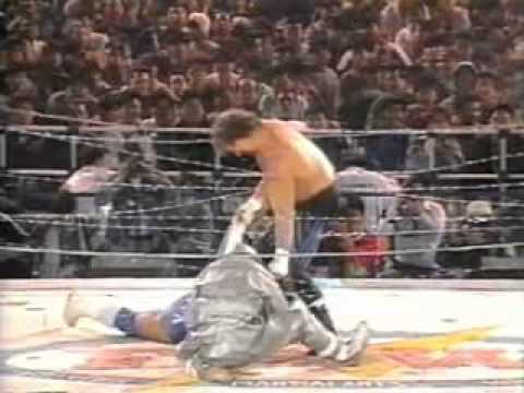 FMW - Atsushi Onita vs Terry Funk (No-rope Exploding Barbwire Timebomb Deathmatch)