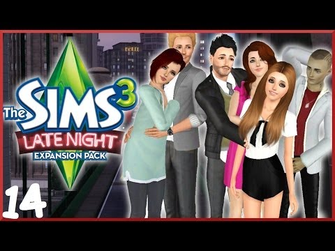 Lets Play: The Sims 3 Latenight-(Part.14)-Winterful Day