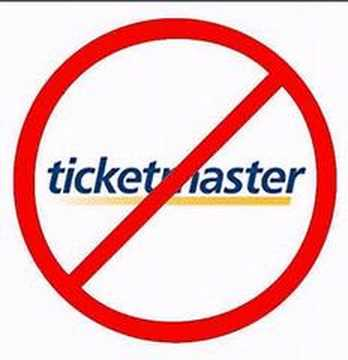 Chinaman Calls Ticketmaster