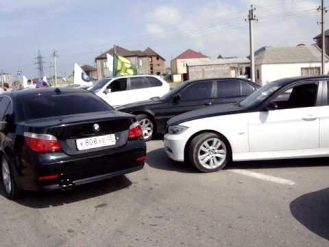 Bmwclub Dagestan (Дагестан) парад BMW в Махачкале