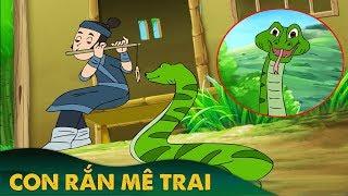 CON RẮN MÊ TRAI ► Chuyen Co Tich | Truyện Cổ Tích Việt Nam | Phim Hoạt Hình Hay Nhất