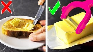 25 SMART KITCHEN HACKS THAT WILL MAKE YOUR LIFE EASIER