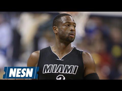 NBA Rumors: Cavs In 'Preliminary Talks' To Land Dwyane Wade