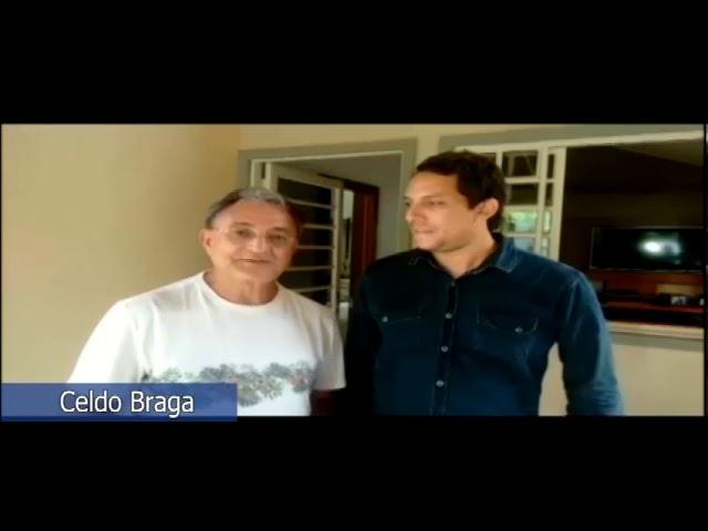 Amigos do Papo: Poeta Celdo Braga
