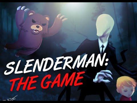 Slenderman - The Game - Обзор новой игры про Слендера