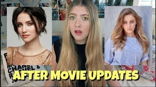 AFTER MOVIE: Tessa Gets Recast & More!