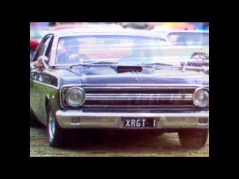 1967 XR falcon X POLICE INTERCEPTOR GT