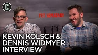 Pet Sematary Directors Interview