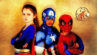 New Sky Kids Classics 4 - Little Heroes, Little Superheroes and Adventure Kids Super Episode