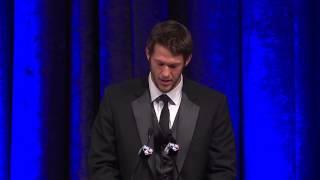 Clayton Kershaw accepts Cy Young, MVP awards