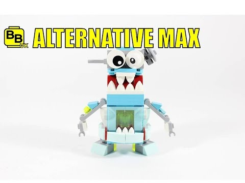 lego mixels series 8 max instructions