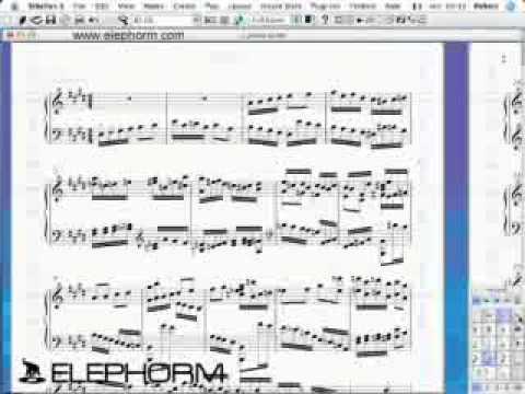 Elephorm Apprendre Sibelius 5 - Les articulations