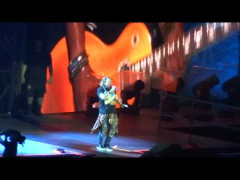 Guns N Roses - Estranged - Live at Ford Field in Detroit, MI on 6-23-16