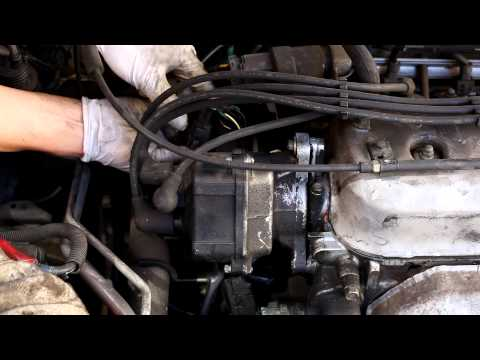 1994-1997 Honda Accord Distributor O ring replacement