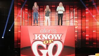 'Know or Go': Family Affair