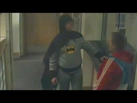 Batman  apprehends crook, hands to UK police
