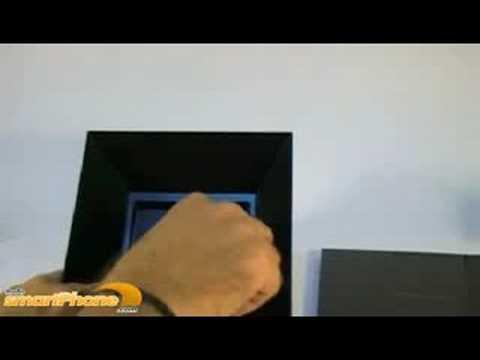 Desempaquetado de la HTC Diamond en Español